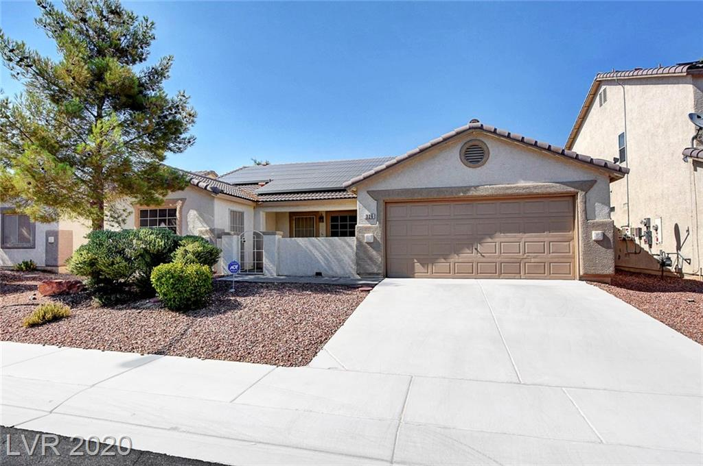 Parrot Hill Avenue Property Photo - North Las Vegas, NV real estate listing