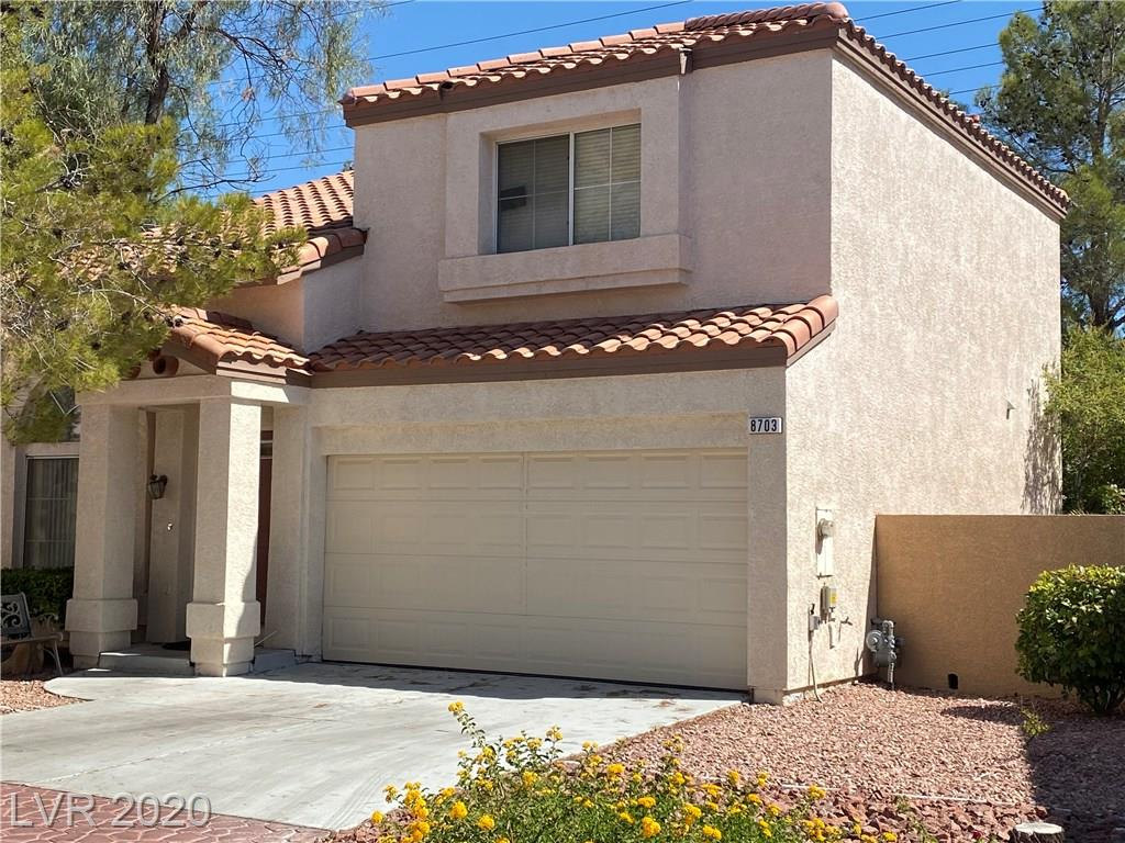 8703 Sandringham Avenue Property Photo - Las Vegas, NV real estate listing
