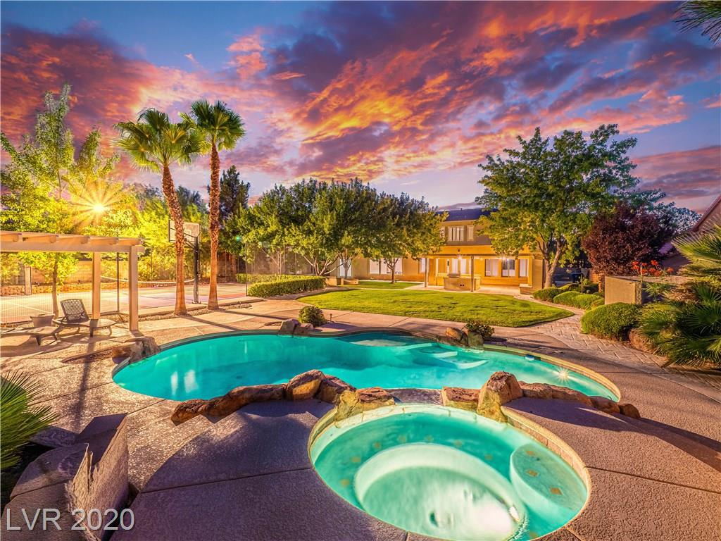 10726 Hawes End Court Property Photo - Las Vegas, NV real estate listing