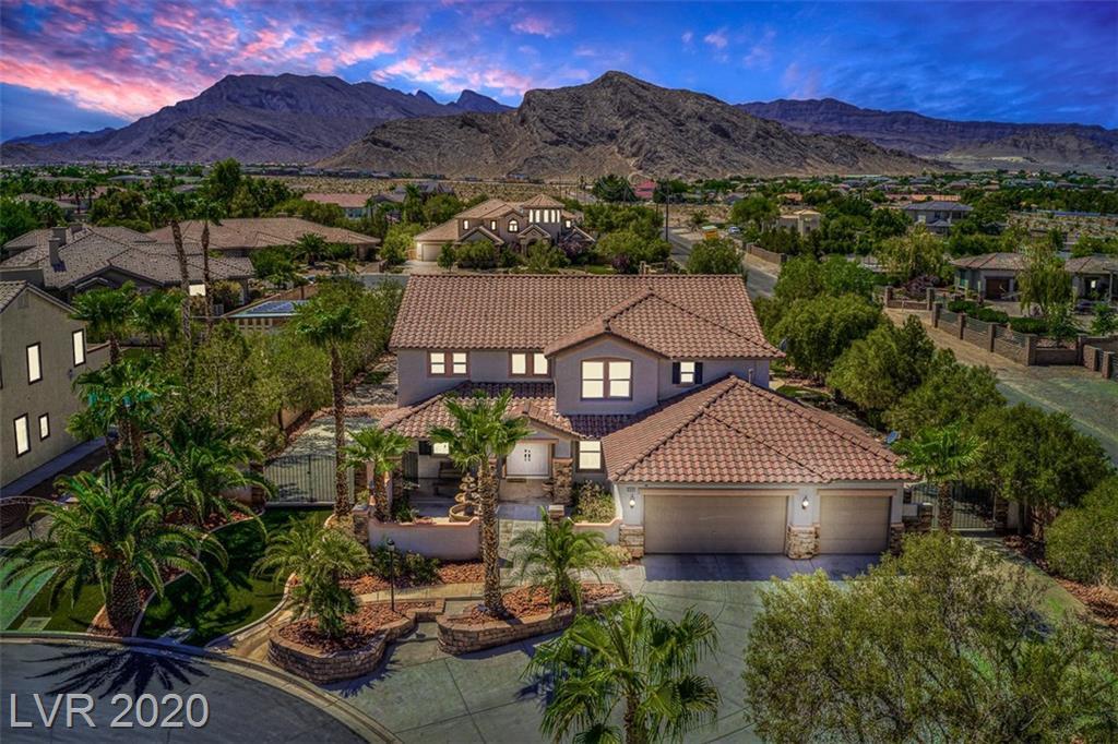 4117 Freel Peak Court Property Photo - Las Vegas, NV real estate listing