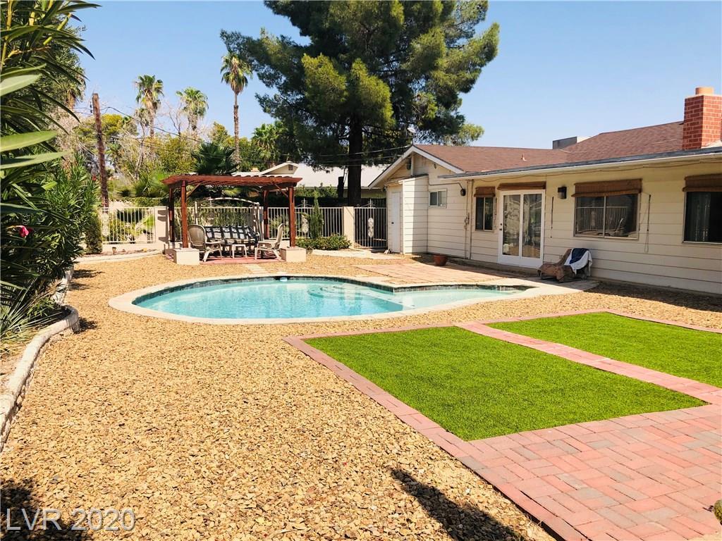 4593 Rancho Hills Drive Property Photo - Las Vegas, NV real estate listing