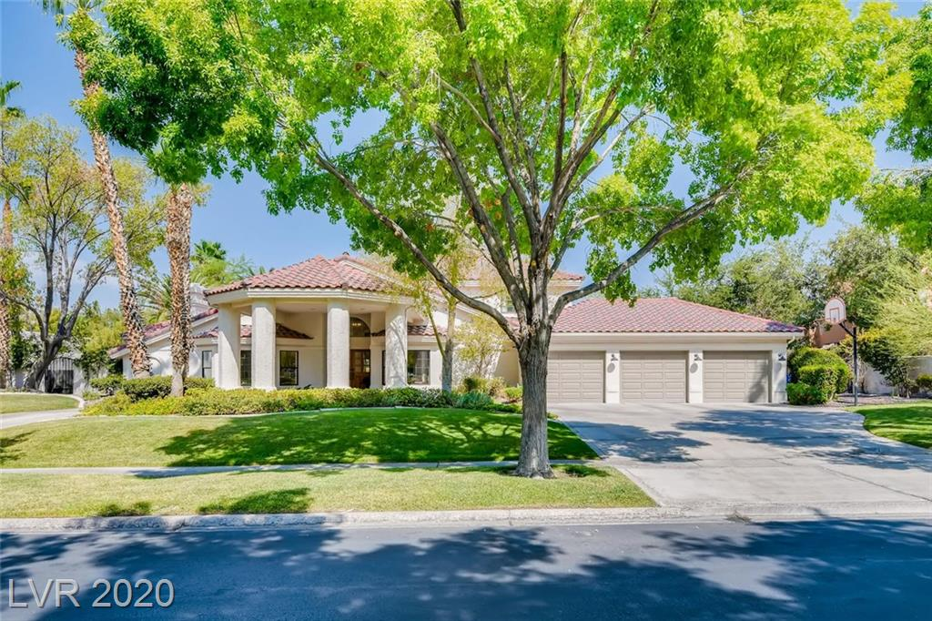 141 Quail Run Road Property Photo - Henderson, NV real estate listing