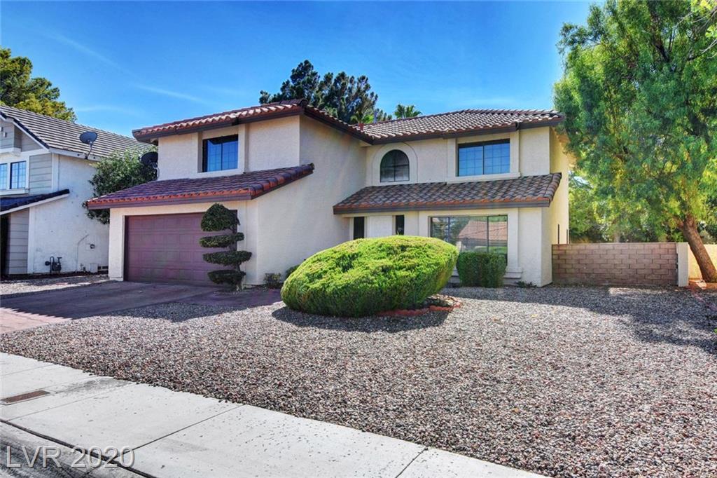 2917 Crystal Bay Drive Property Photo - Las Vegas, NV real estate listing