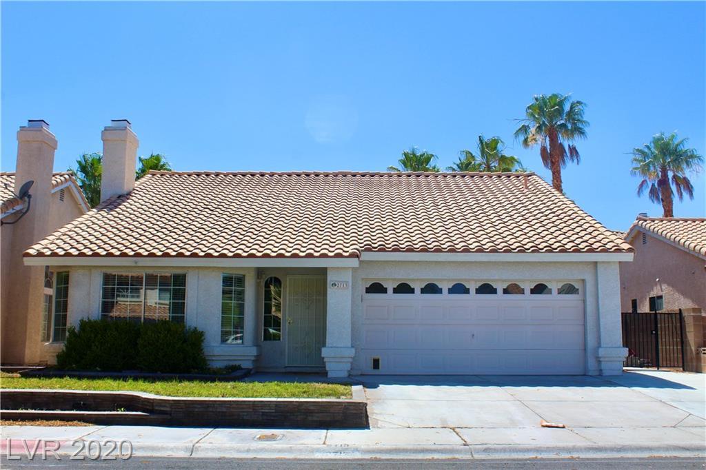 2713 Cloudsdale Circle Property Photo - Las Vegas, NV real estate listing