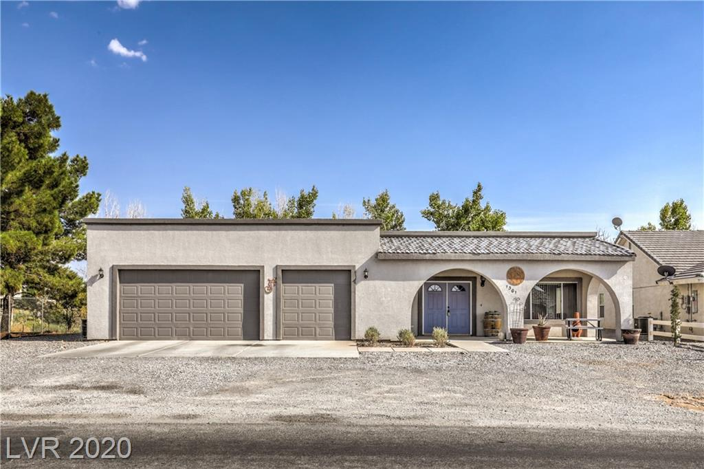 1301 Comstock Street Property Photo - Pahrump, NV real estate listing