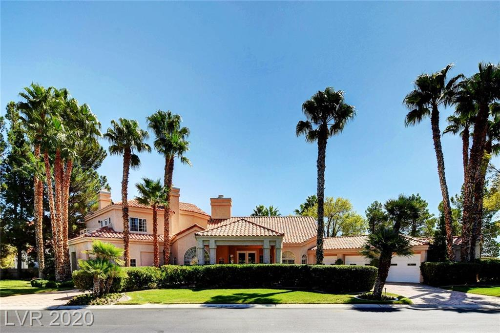 44 Sawgrass Court Property Photo - Las Vegas, NV real estate listing
