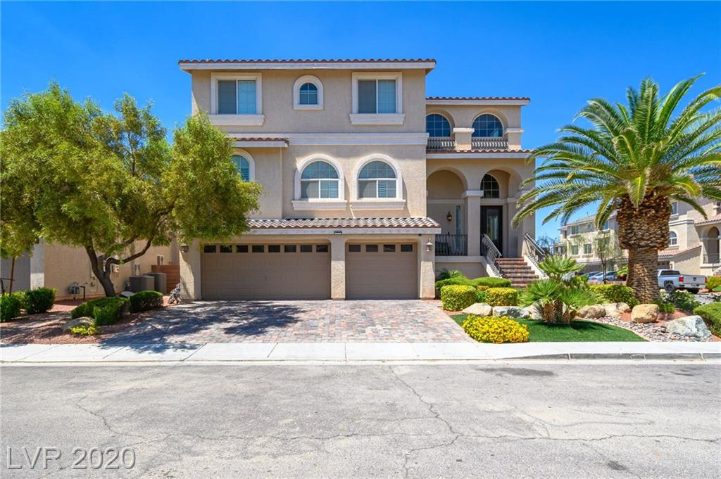 9627 Lions Peak Court Property Photo - Las Vegas, NV real estate listing