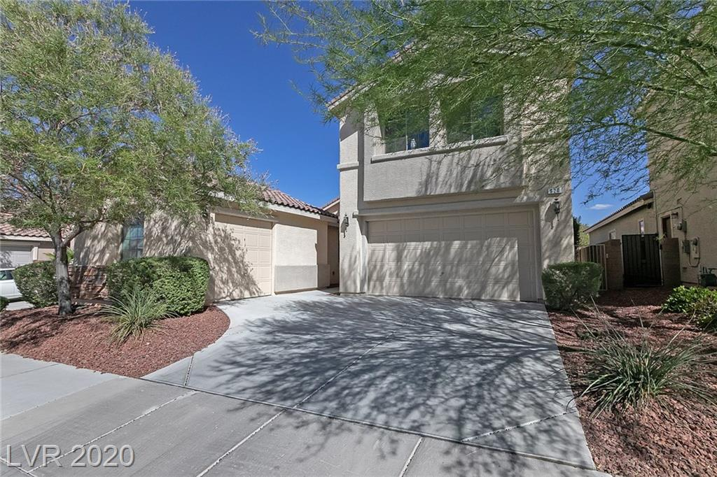 620 House Blend Lane Property Photo - Henderson, NV real estate listing