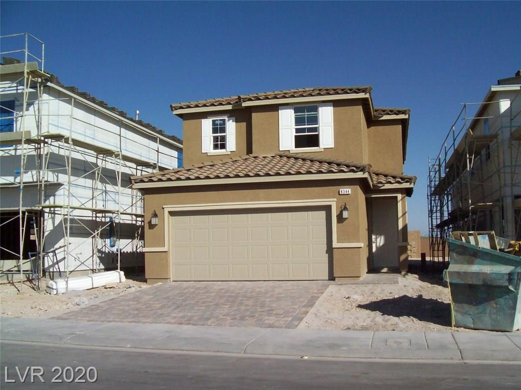 8344 Carmentis Avenue Property Photo - Las Vegas, NV real estate listing