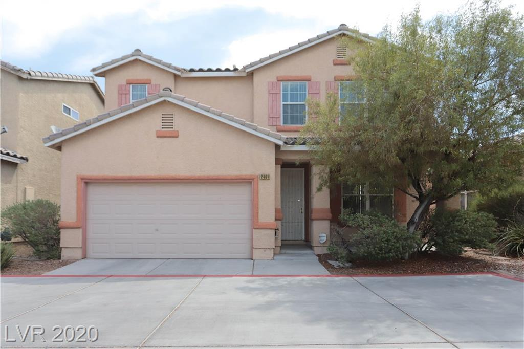 2401 Ghost Plant Court Property Photo - Las Vegas, NV real estate listing