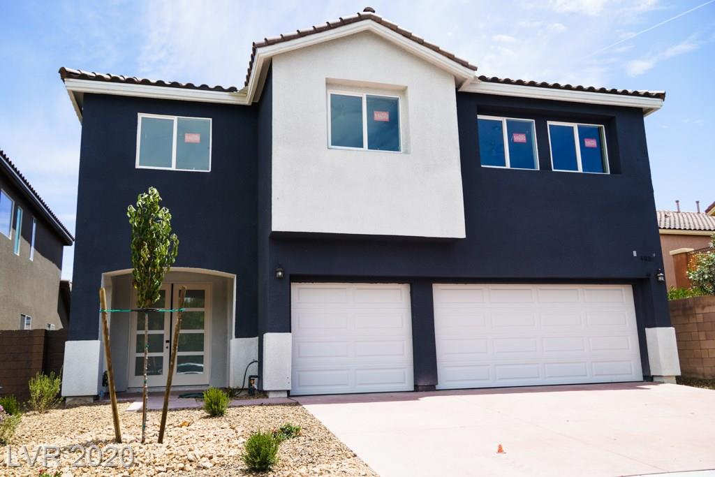 4035 Blueberry Peak Lane Property Photo - North Las Vegas, NV real estate listing