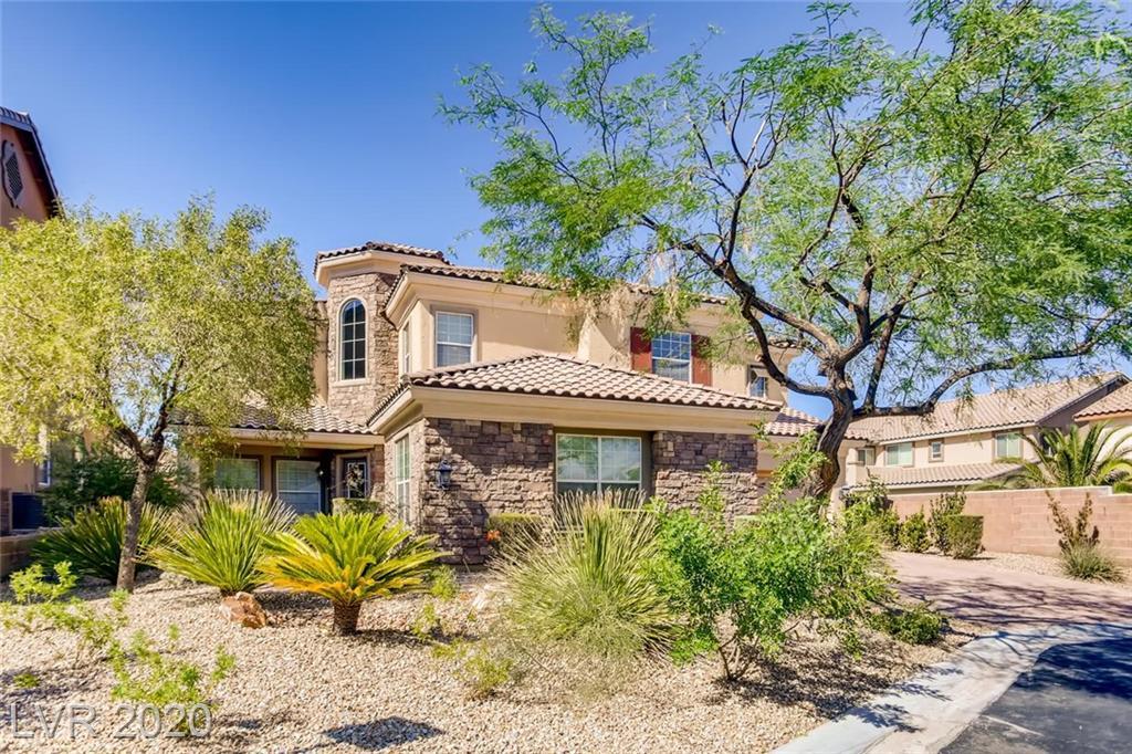 8036 Dolce Flore Avenue Property Photo - Las Vegas, NV real estate listing