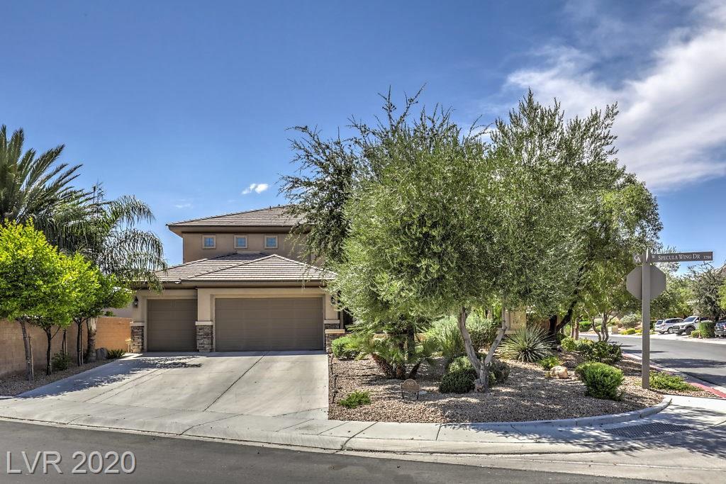 3805 Marsh Sparrow Lane Property Photo - North Las Vegas, NV real estate listing