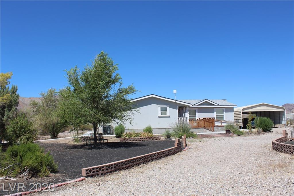 2612 N Saddleback Drive Property Photo - Amargosa, NV real estate listing