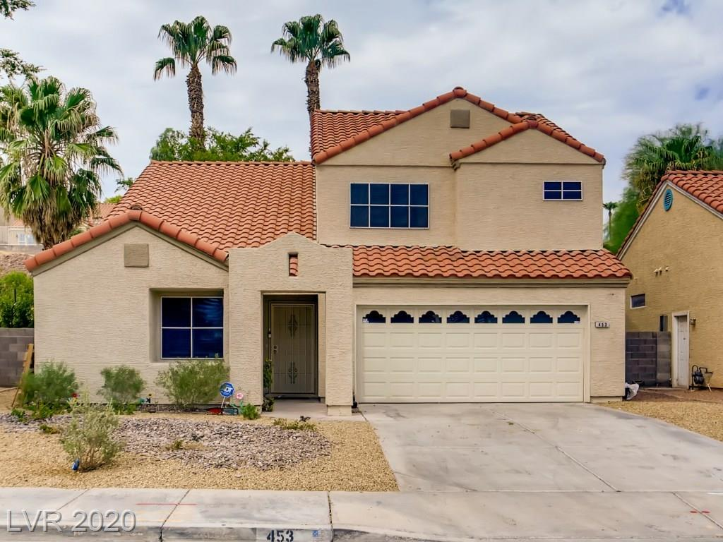 453 Mayan Drive Property Photo - Henderson, NV real estate listing