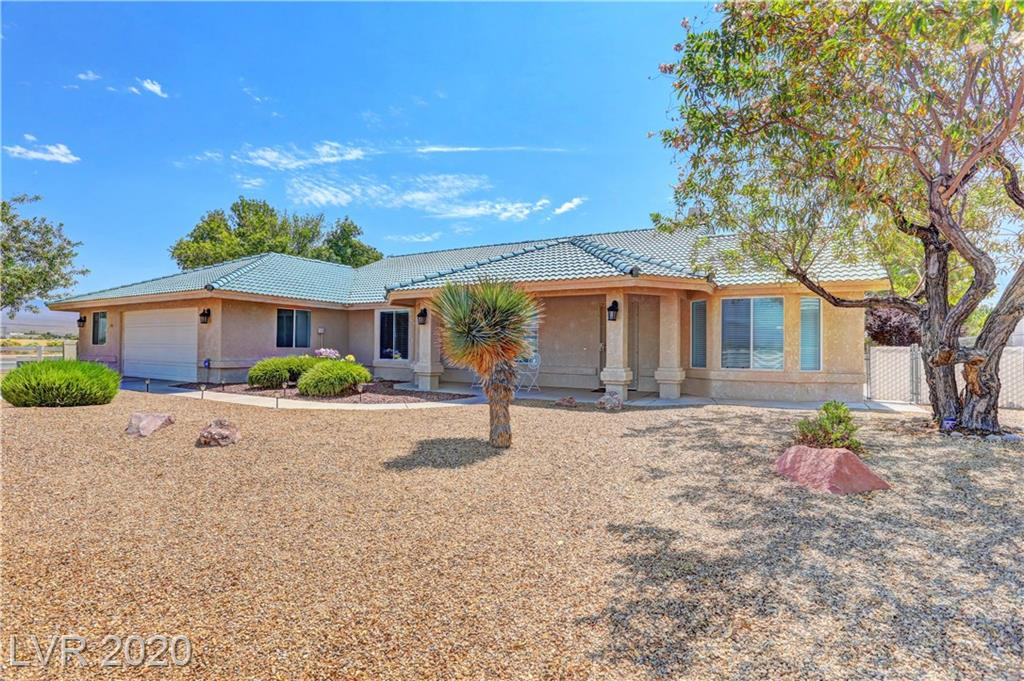 511 W Painted Trails Road Property Photo - Pahrump, NV real estate listing