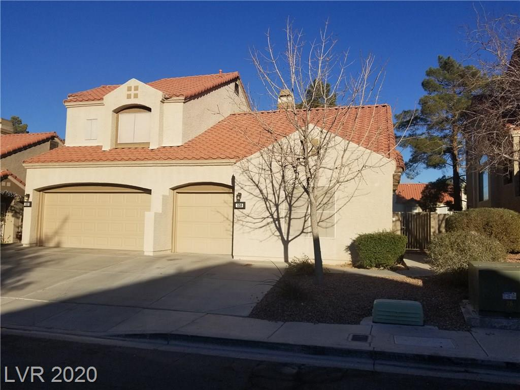 520 Sutters Mill Road Property Photo - Henderson, NV real estate listing