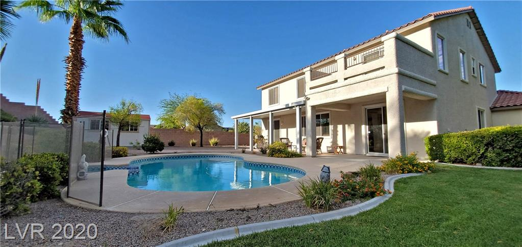 4117 Mountain Trek Street Property Photo - Las Vegas, NV real estate listing