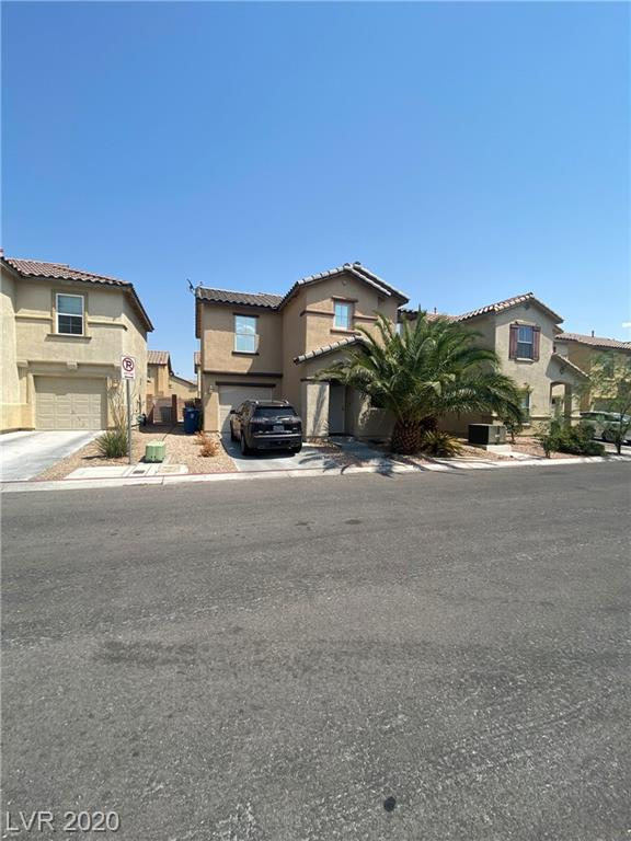 8386 Bismark Sapphire Street Property Photo - Las Vegas, NV real estate listing