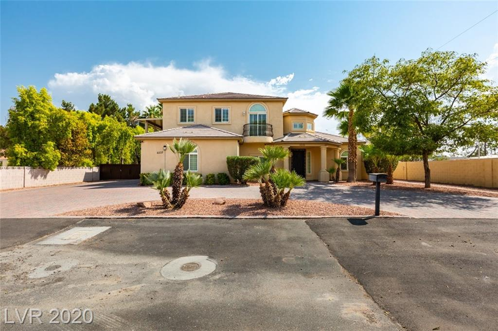 6233 Palmyra Avenue Property Photo - Las Vegas, NV real estate listing