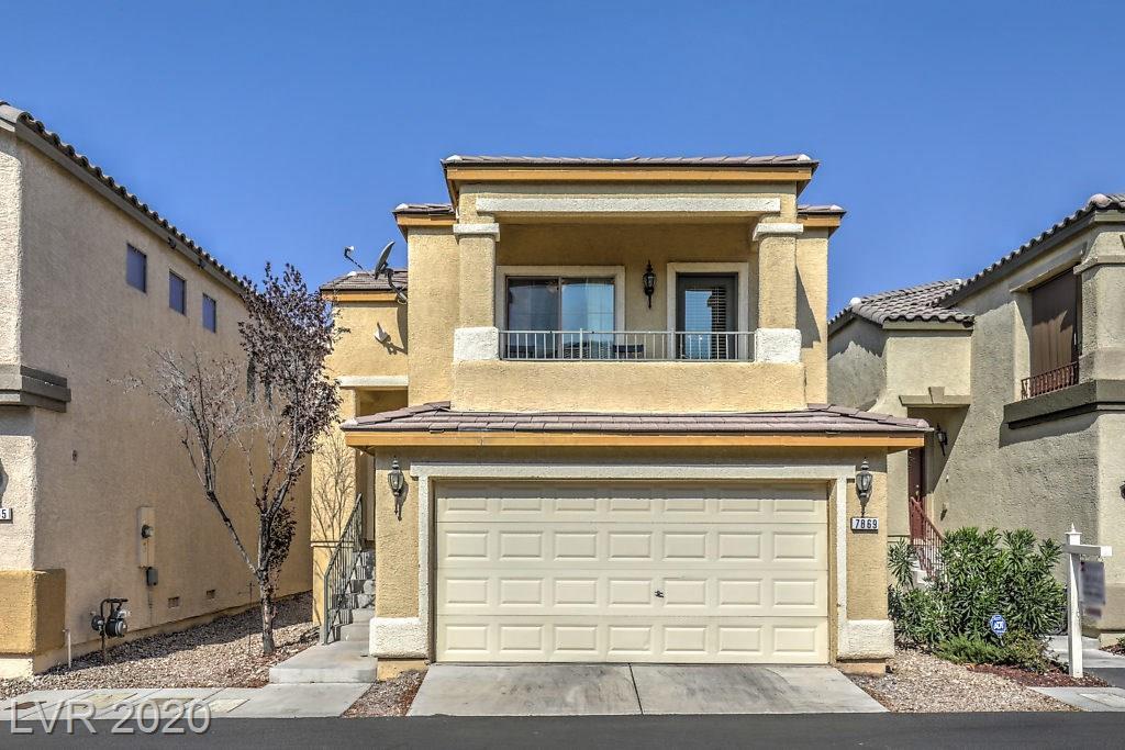 7869 Wildebeest Court Property Photo - Las Vegas, NV real estate listing