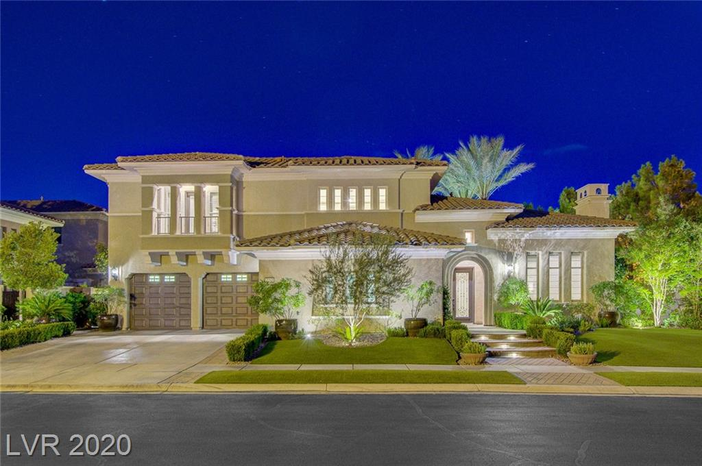 3863 Glasgow Green Drive Property Photo - Las Vegas, NV real estate listing