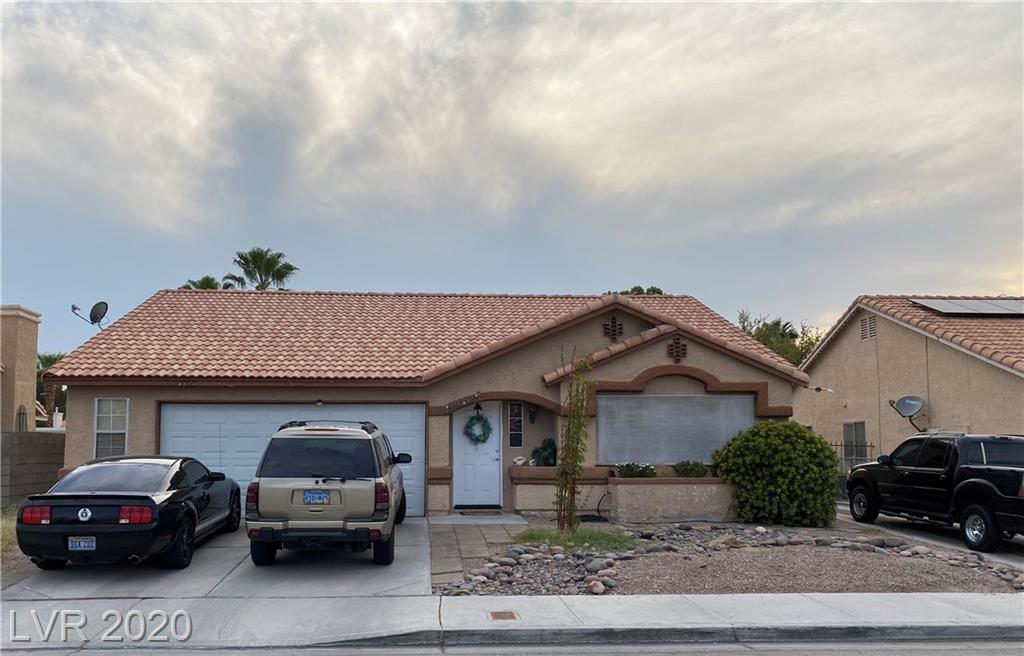 4441 Ferrell Street Property Photo - North Las Vegas, NV real estate listing