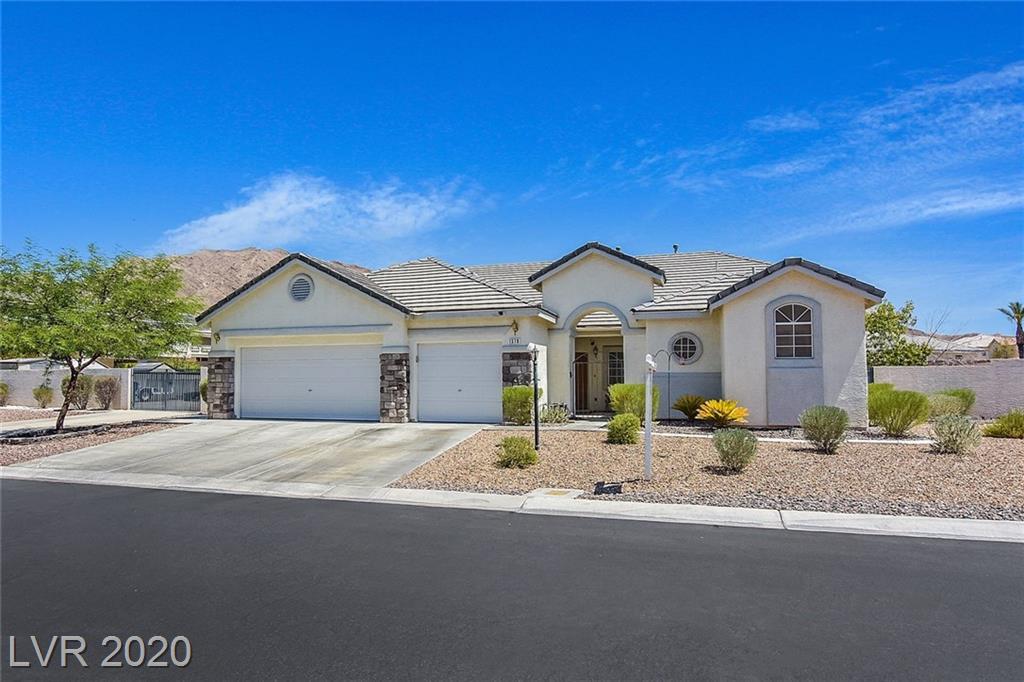 1370 Abadan Property Photo - Las Vegas, NV real estate listing