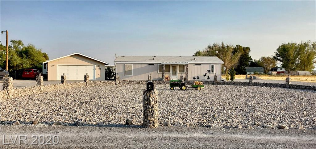 51 Charleston View Avenue Property Photo - Pahrump, NV real estate listing