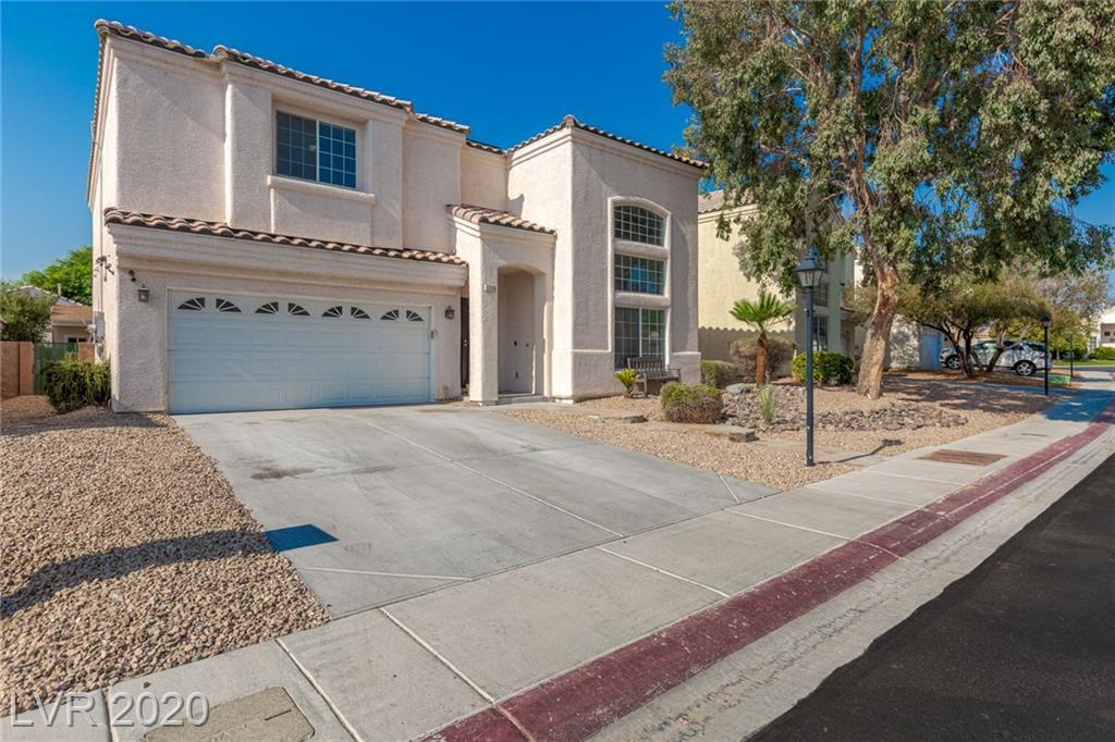 7713 Rainbow Cove Drive Property Photo - Las Vegas, NV real estate listing