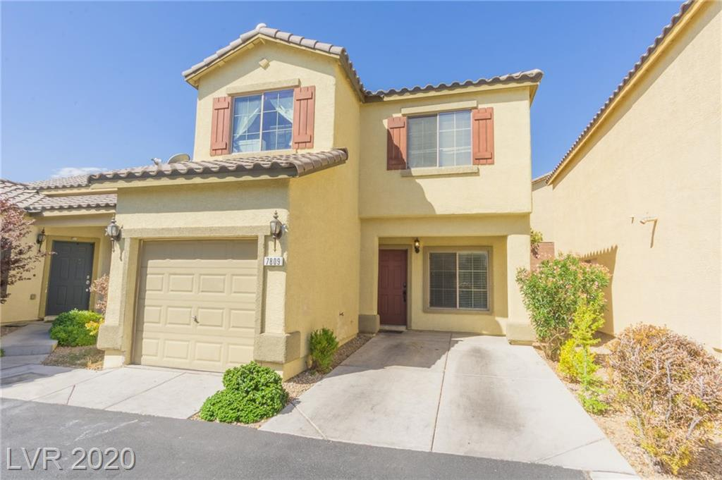 7809 Hornstone Court Property Photo - Las Vegas, NV real estate listing