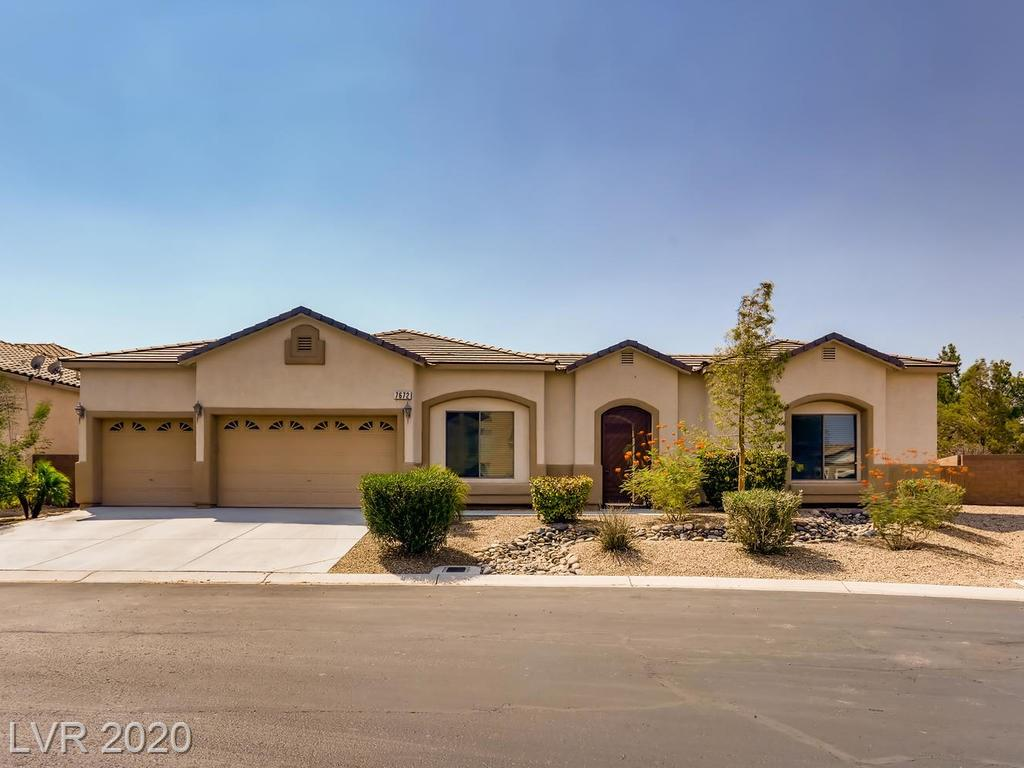 7672 Noche Oscura Circle Property Photo - Las Vegas, NV real estate listing
