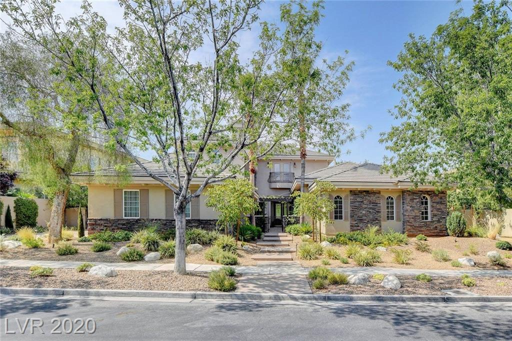 9416 Tournament Canyon Drive Property Photo - Las Vegas, NV real estate listing