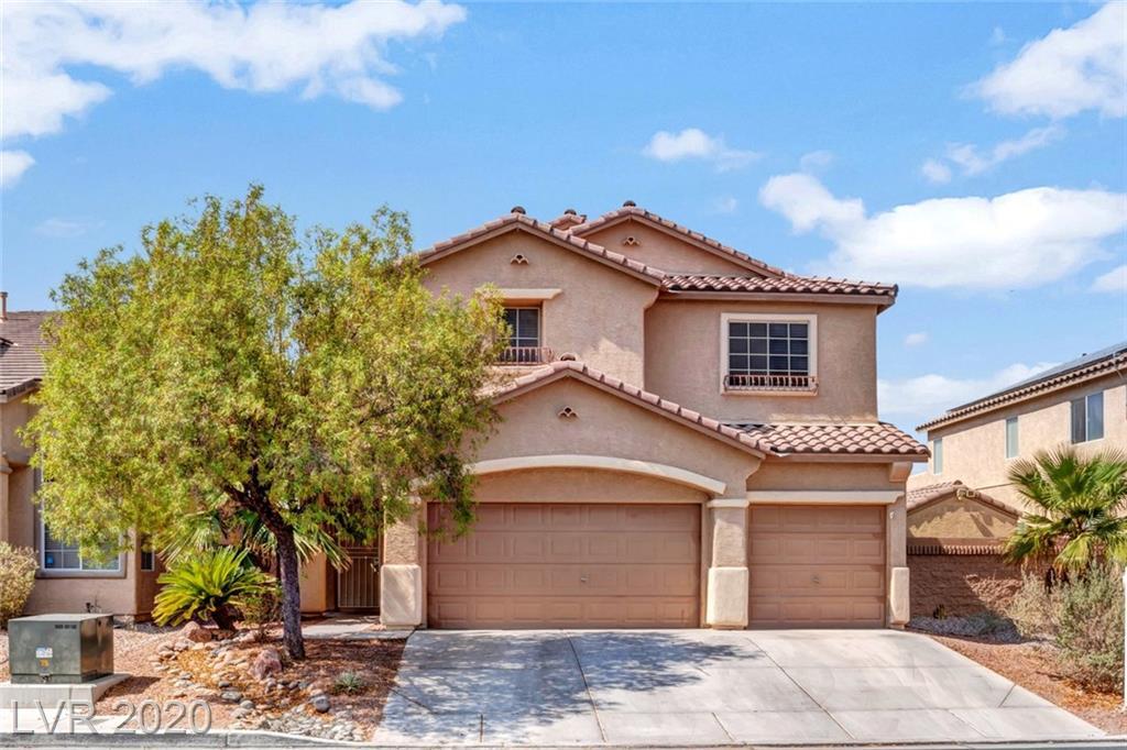 4027 Whispering Quail Court Property Photo - Las Vegas, NV real estate listing