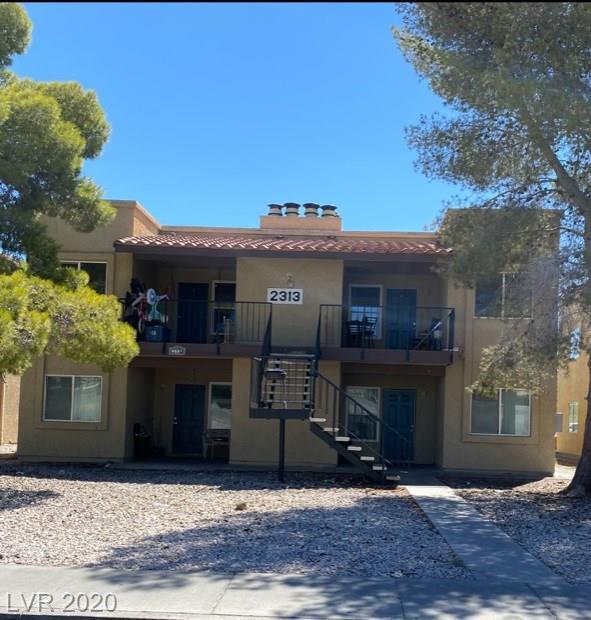 2313 Jones Boulevard Property Photo - Las Vegas, NV real estate listing