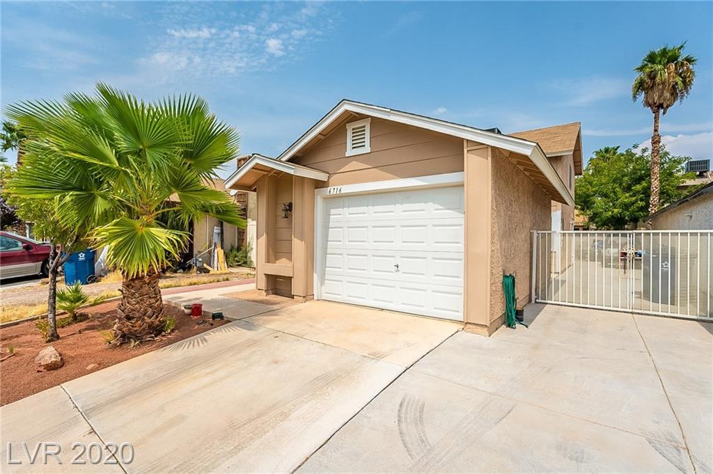 6716 Sheffield Drive Property Photo - Las Vegas, NV real estate listing