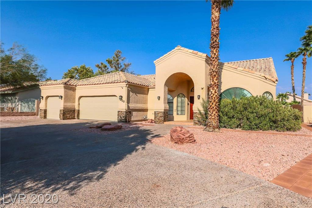7430 Rancho Destino Road Property Photo - Las Vegas, NV real estate listing