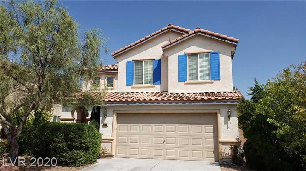 4746 Sequoia Tree Avenue Property Photo - Las Vegas, NV real estate listing