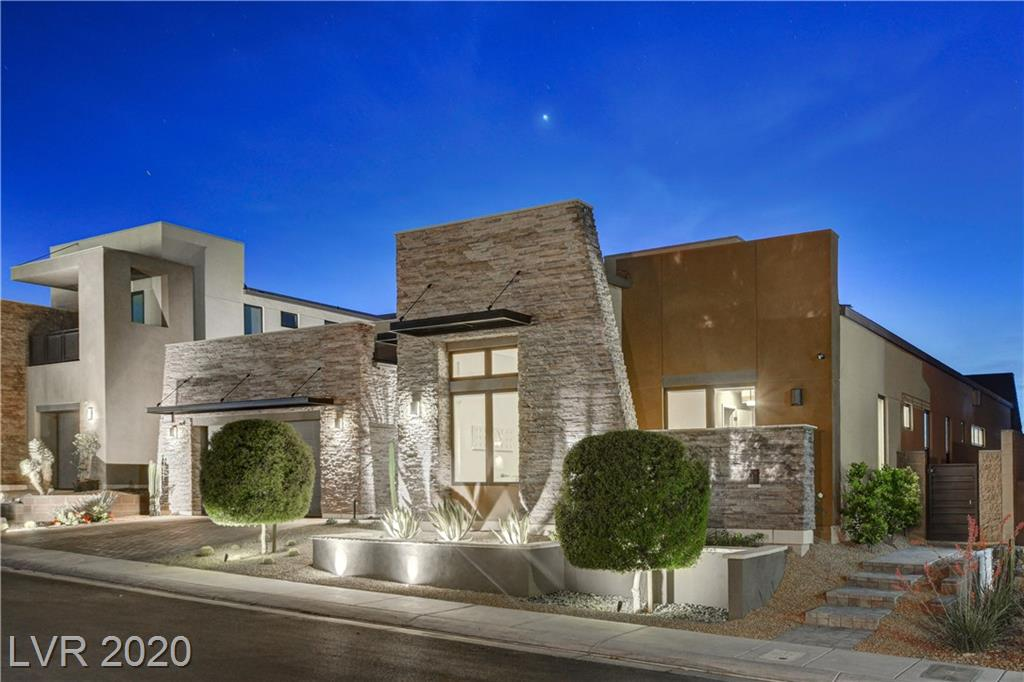 2212 Overlook Canyon Lane Property Photo - Henderson, NV real estate listing