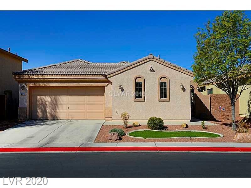 8121 Slate Falls Street Property Photo - North Las Vegas, NV real estate listing