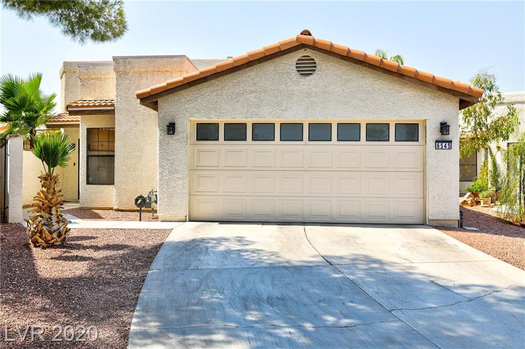 6545 Kirwan Heights Way Property Photo - Las Vegas, NV real estate listing