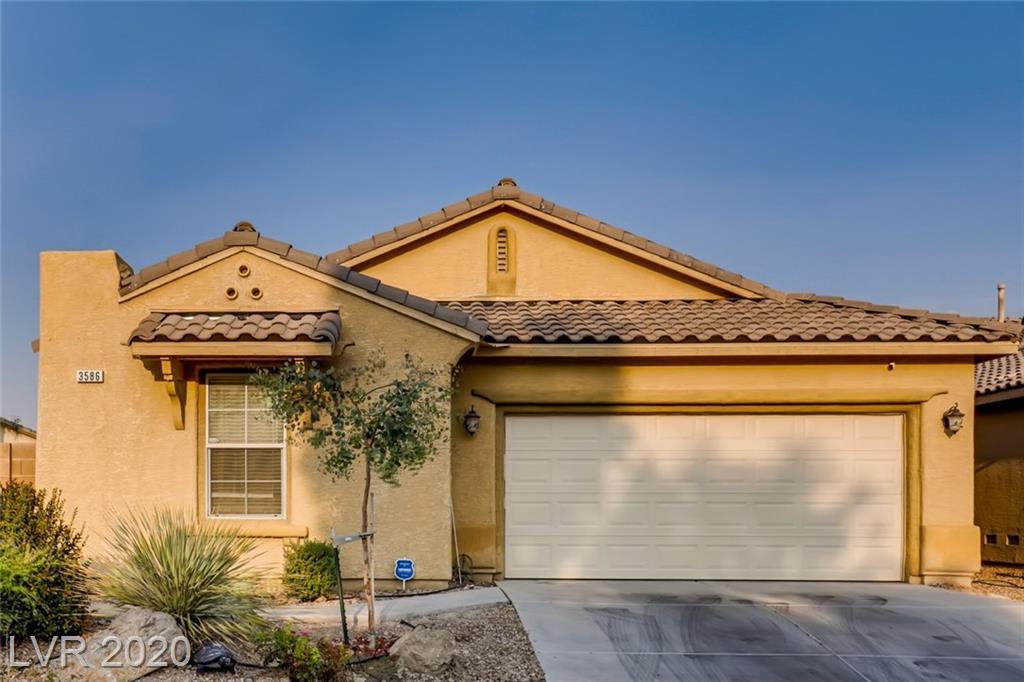 3586 Winter Wren Street Property Photo - Las Vegas, NV real estate listing