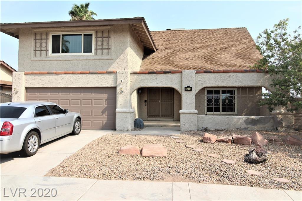 4312 Segovia Terrace Property Photo - Las Vegas, NV real estate listing