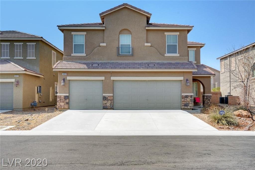 4409 Mallard Ridge Avenue Property Photo - Las Vegas, NV real estate listing