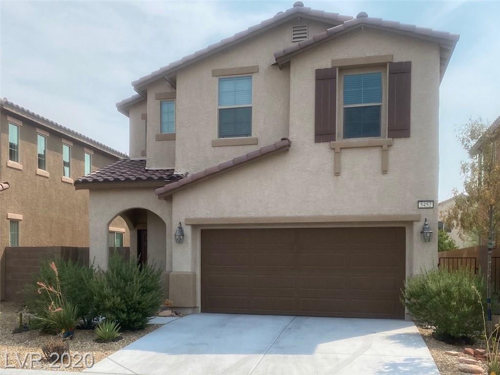 5452 Silent Springs Drive Property Photo - Las Vegas, NV real estate listing