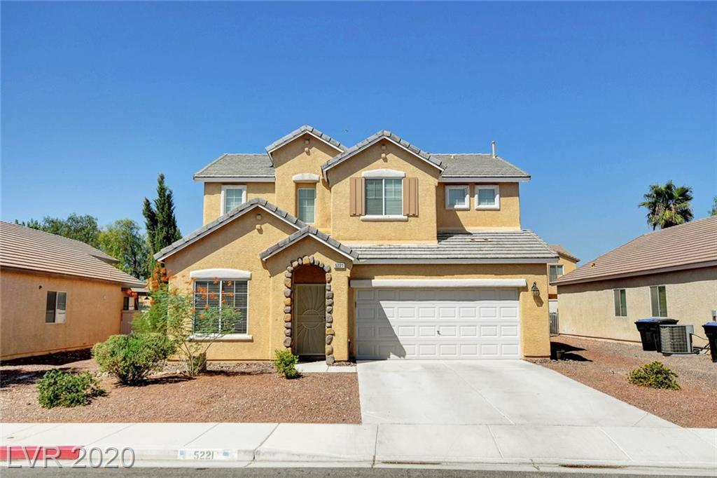5221 Adorato Drive Property Photo - North Las Vegas, NV real estate listing