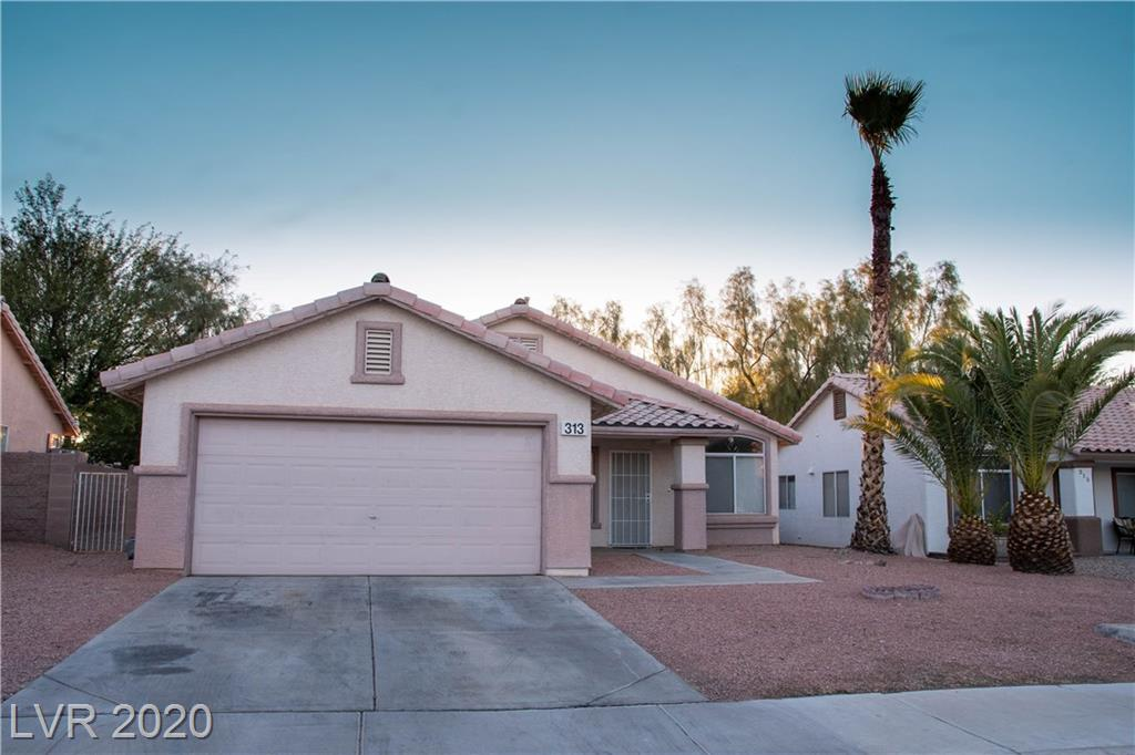 313 Desert Knolls Street Property Photo