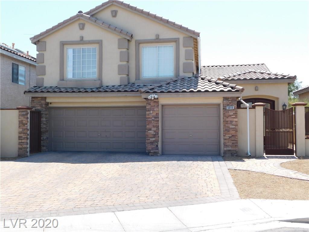 5019 Shadow Boxer Court Property Photo - Las Vegas, NV real estate listing