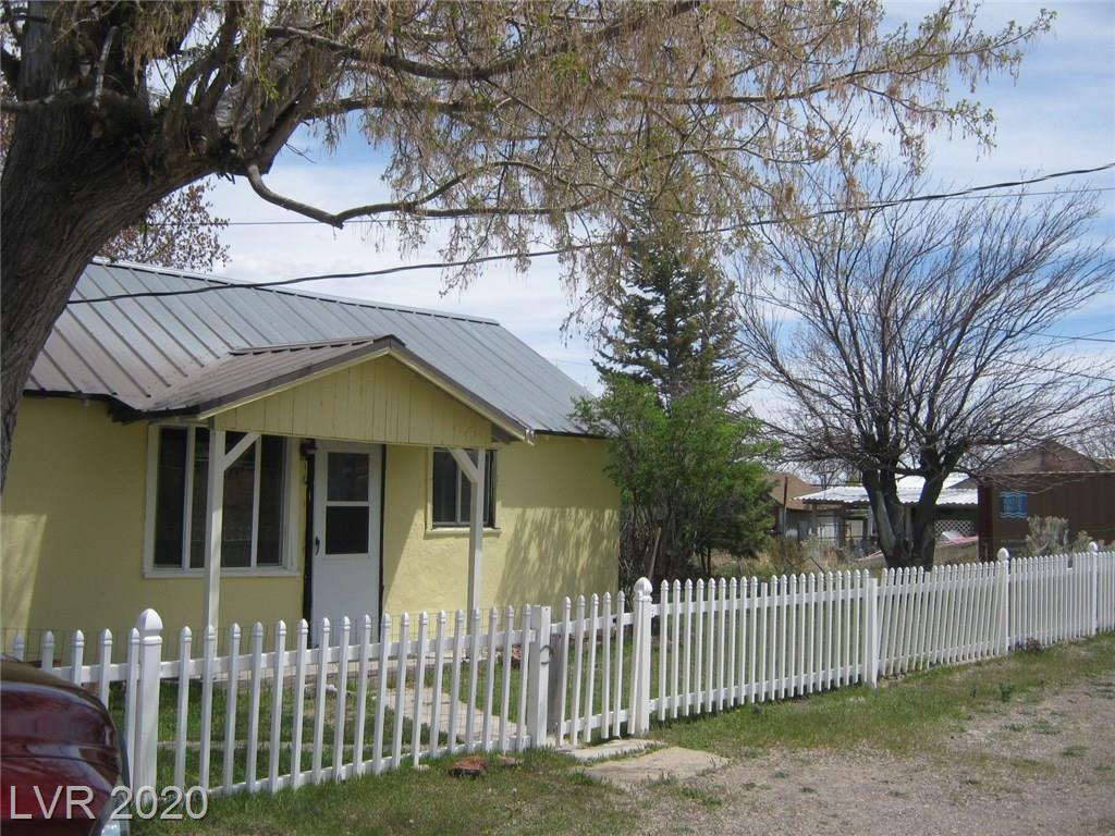 76 Frenchie Street Property Photo - Pioche, NV real estate listing