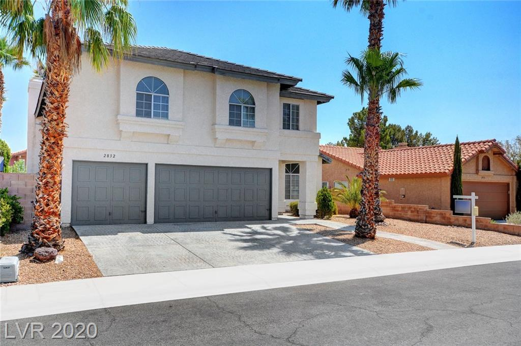 2832 Albrook Circle Property Photo - Las Vegas, NV real estate listing
